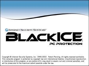 ISS BlackICE PC Protection 3.6 cpu
