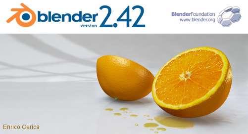 Blender 2.42a