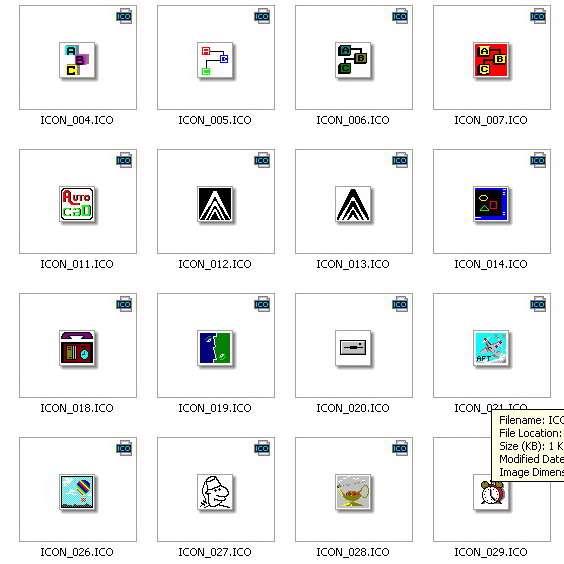 5600 Icons