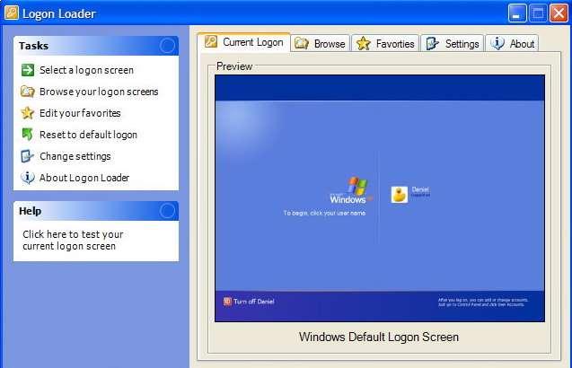 Logon Loader 3.0