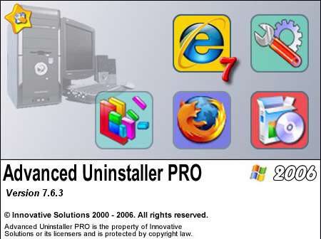 Advanced Uninstaller PRO 7.6.3
