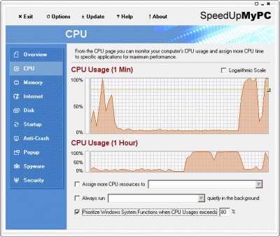SpeedUpMyPC 3.0