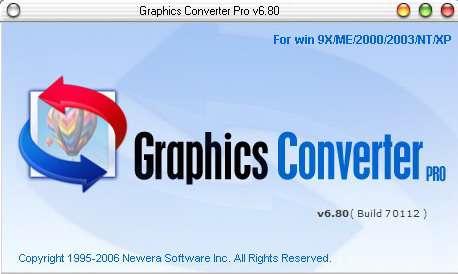 Graphics Converter Pro 2.80 Build 70112