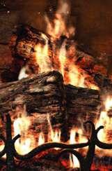 Fireplace 3D Screensaver 1.0