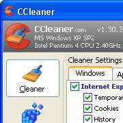 CCleaner (Crap Cleaner) 1.37.456