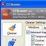 CCleaner (Crap Cleaner) 1.37.456