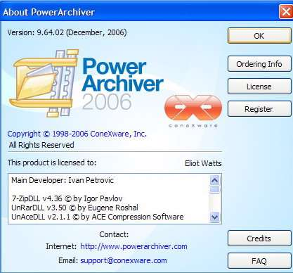PowerArchiver 2007 10.00.36 Final