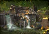Watermill 3D Screensaver 2.0