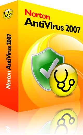 Norton AntiVirus 2007