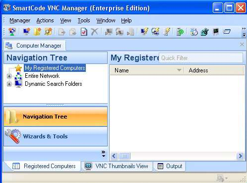 SmartCode VNC Manager Enterprise v3.6.18.0