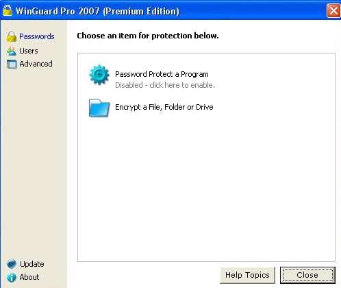 Winguard Premium Edition 2007 6.5.18