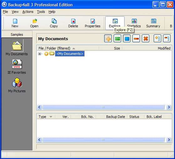 Backup4all Professional 3.9.270