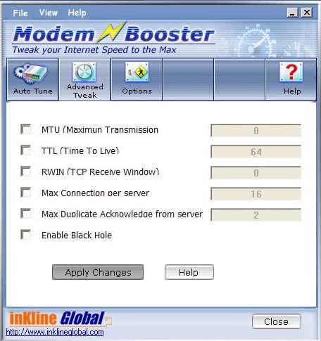 Modem Booster 5.0