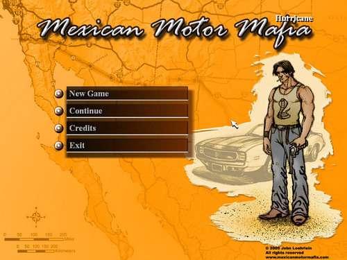 Mexican Motor Mafia v1.3