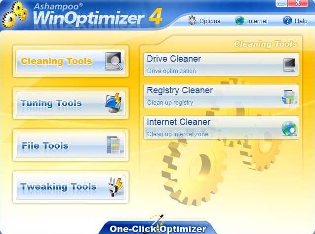 Ashampoo WinOptimizer 4.35