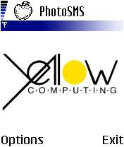 Yellow PhotoSMS 1.65 SymbianOS