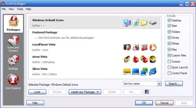 Stardock IconPackager 3.20