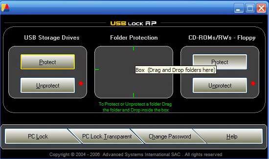 USB LOCK AP v2.5