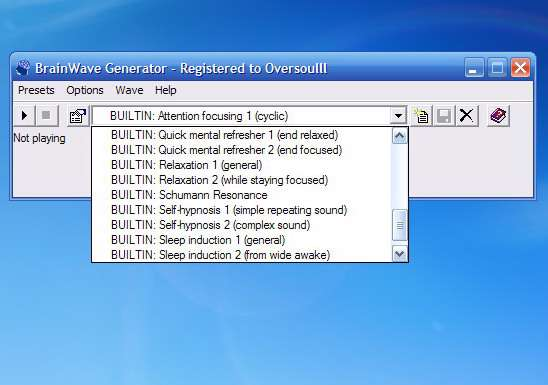 BrainWave Generator 3.1.12