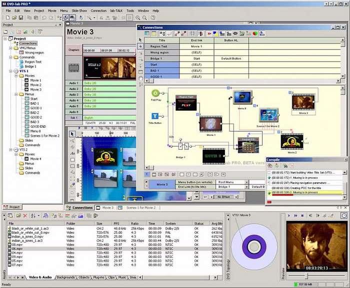 DVD-lab Pro 2.34