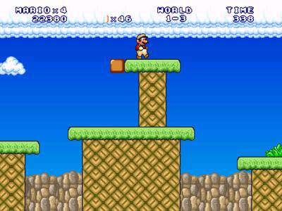 Mario Forever 3.5