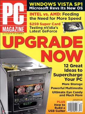 PC Magazine 25 December 2007