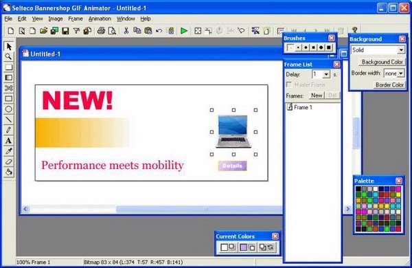 Bannershop GIF Animator v5.1.1