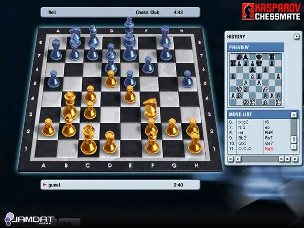Kasparov Chessmate v1.0.14