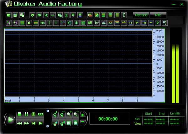 Okoker Audio Factory 3.2