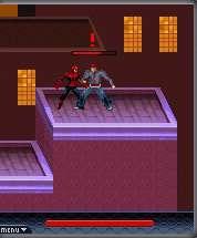 بازی مرد عنکبوتی 3 برای موبایل با فرمت جاوا
