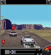 بازی ماشین سواری Need for Speed ProStreet برای موبایل با فرمت جاوا