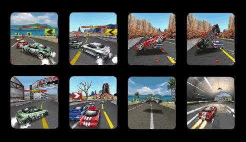 بازی ماشین سواری Need for Speed ProStreet برای سونی اریکسون