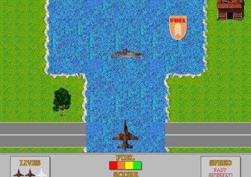 بازی هواپیمای آتاری