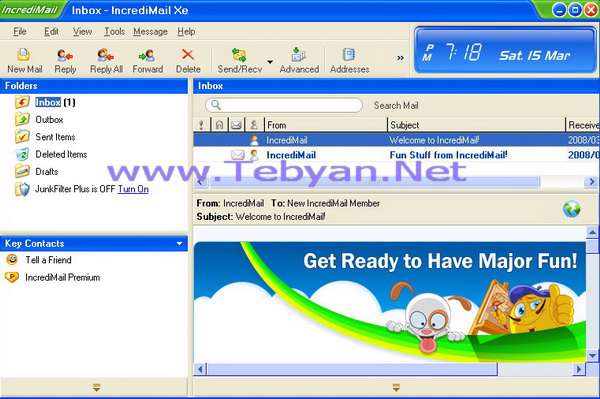Incredimail XE Premium 5.70 Build 3474