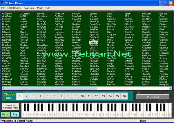 Virtual Piano 3.0