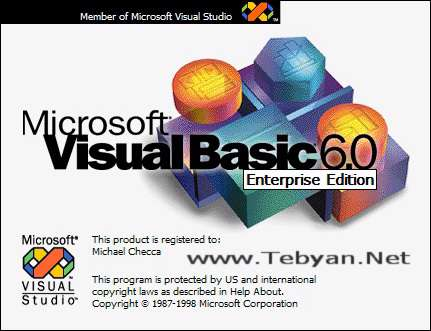 Visual Basic 6 Portable