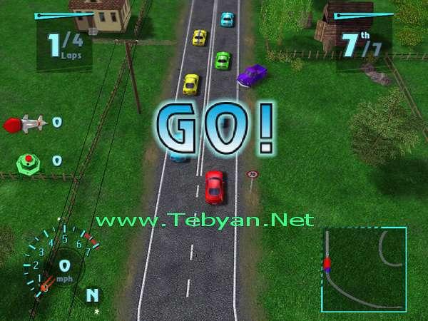 Arcade Race v1.2