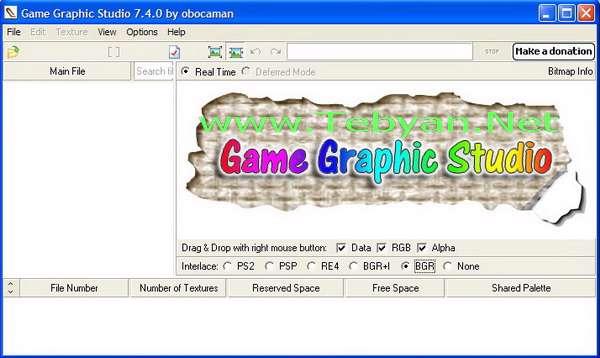 Game Graphic Studio 7.4.0