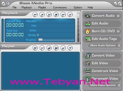 Blaze Media Pro 8.0