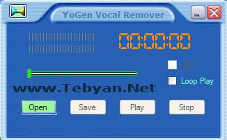 Yogen Vocal Remover v3.0.3.2
