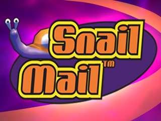 بازی Snail mail
