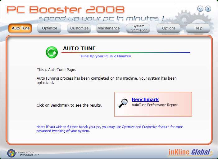 PC Booster 2008