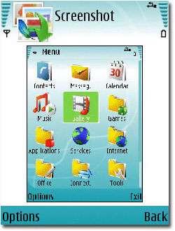 Screenshot v2.71 S60V2