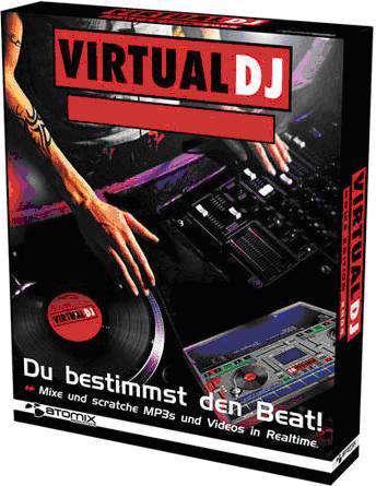 Atomix Virtual DJ Pro v5.2 Full