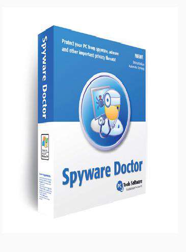 Spyware Doctor with Antivirus 2009