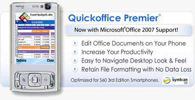 QuickOffice Premier v5.0.16.0