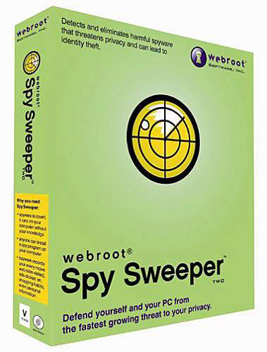 Webroot Spy Sweeper 5.8.1.47