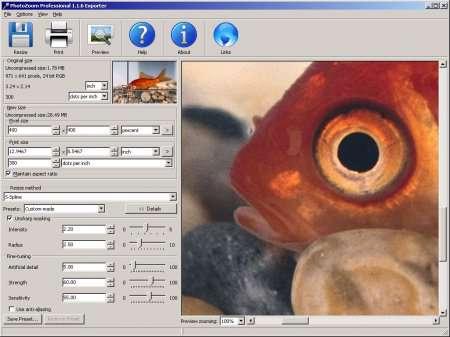 BenVista PhotoZoom Pro v2.3.4