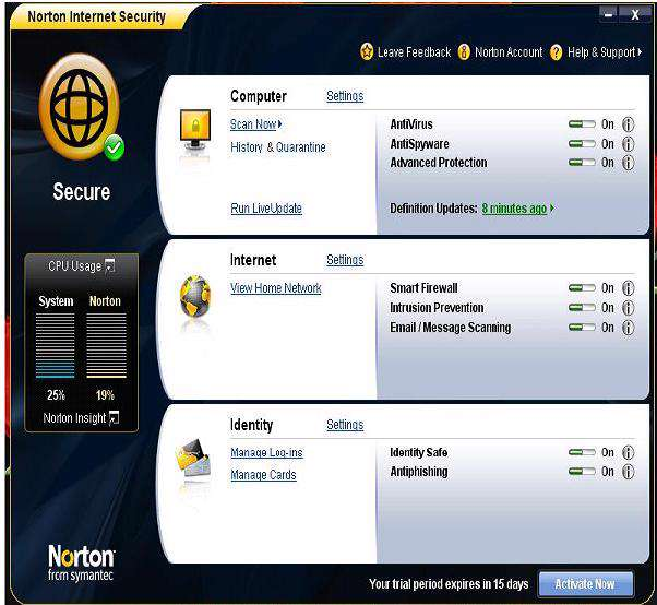Norton Inetnet Security 2009 Full