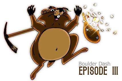 بازی Boulder Dash Episode 3